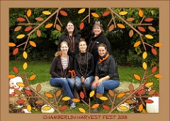 Harvest Festival Photo Booth