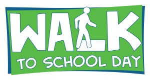 International Walk to School Day - October 2nd