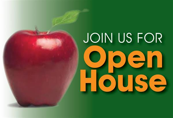 August 26th - Chamberlin Open House