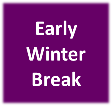 Early Winter Break