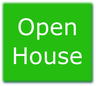 Open House - Thurs. Oct 10th