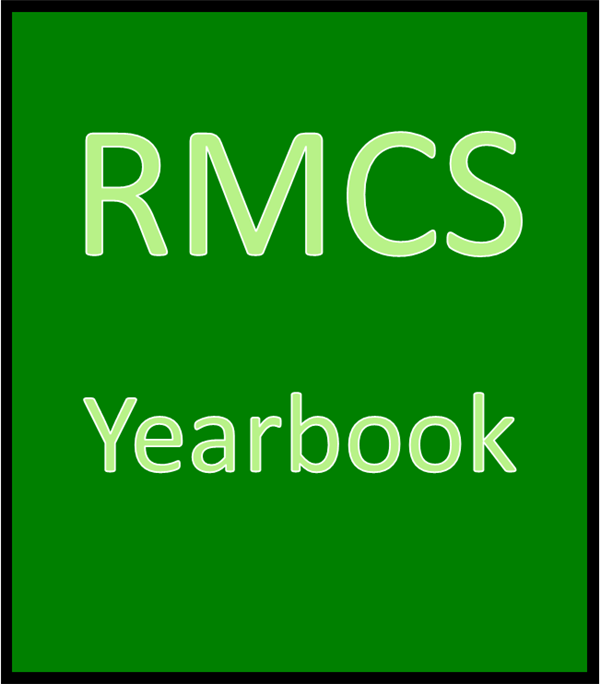 2020-2021 RMCS Yearbook - now on sale