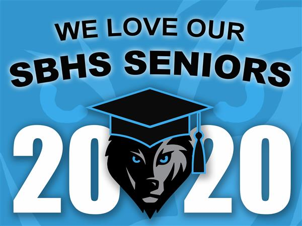 Support our Seniors Lawn Signs